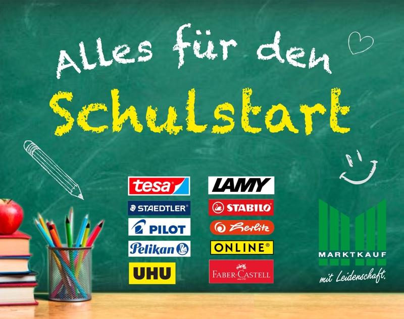 Die Schule fängt an!