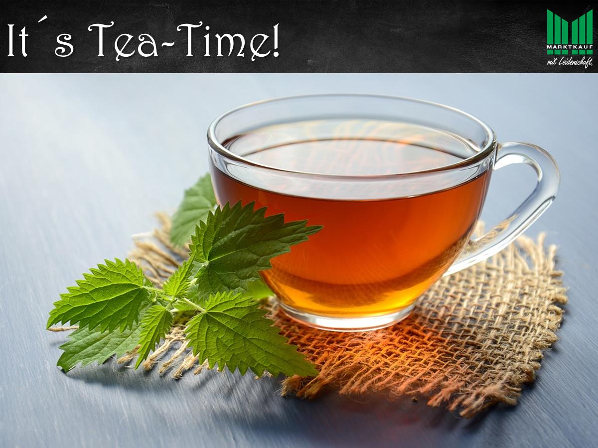 It´s Tea-Time!