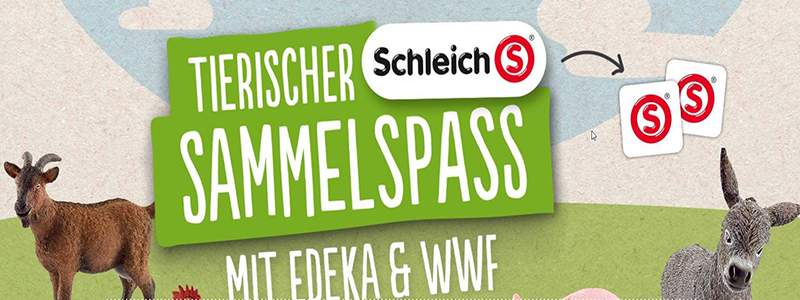 Schleich-Treuepunktaktion!